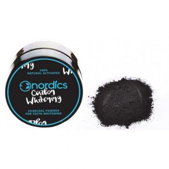 Въгленова пудра от кокос за избелване на зъбите х 30 g