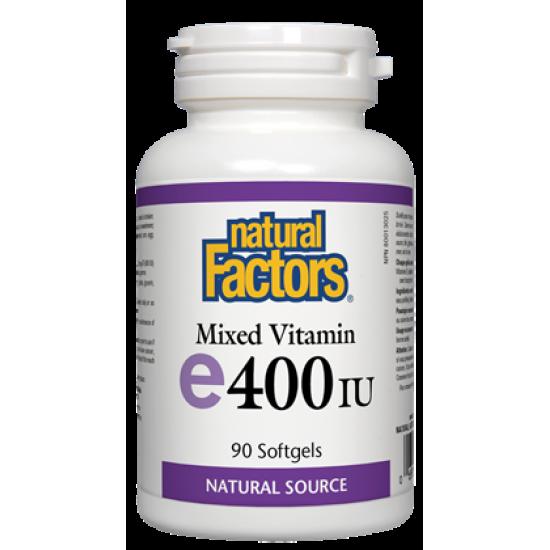 Витамин E 268 mg/400IU х 90 капсули