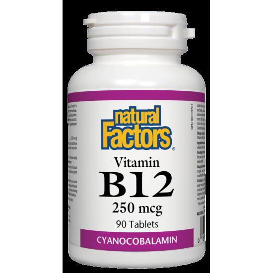 Витамин В12 250 µg Х 90