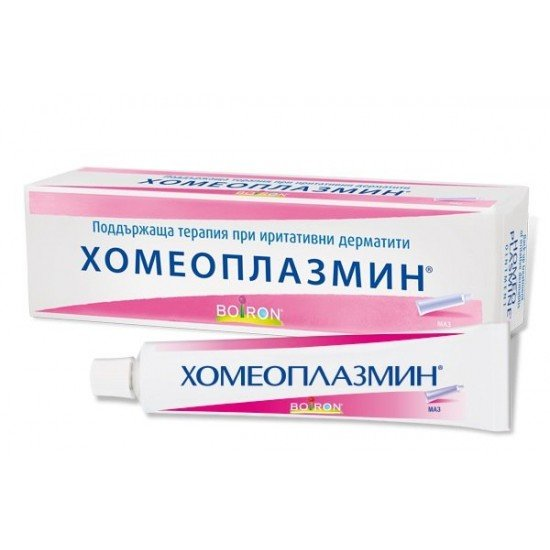 Хомеоплазмин крем х 40 g