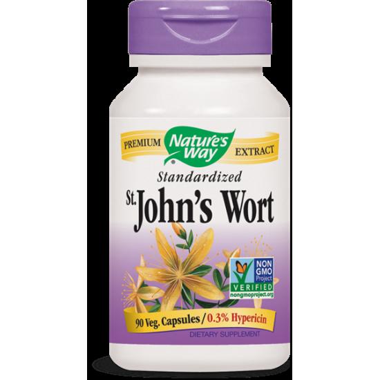 ЖЪЛТ  КАНТАРИОН  420 mg St. John's Wort х 90