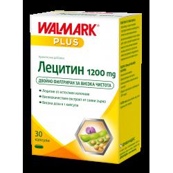 ЛЕЦИТИН капсули 1200 мг * 30 ВАЛМАРК
