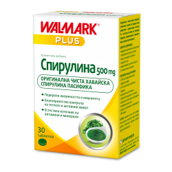 СПИРУЛИНА таблетки * 30 ВАЛМАРК