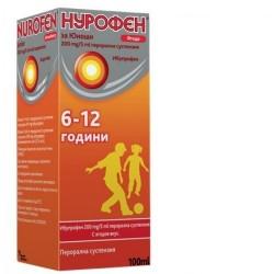 НУРОФЕН СУСПЕНЗИЯ 200МГ/5МЛ ЯГОДА